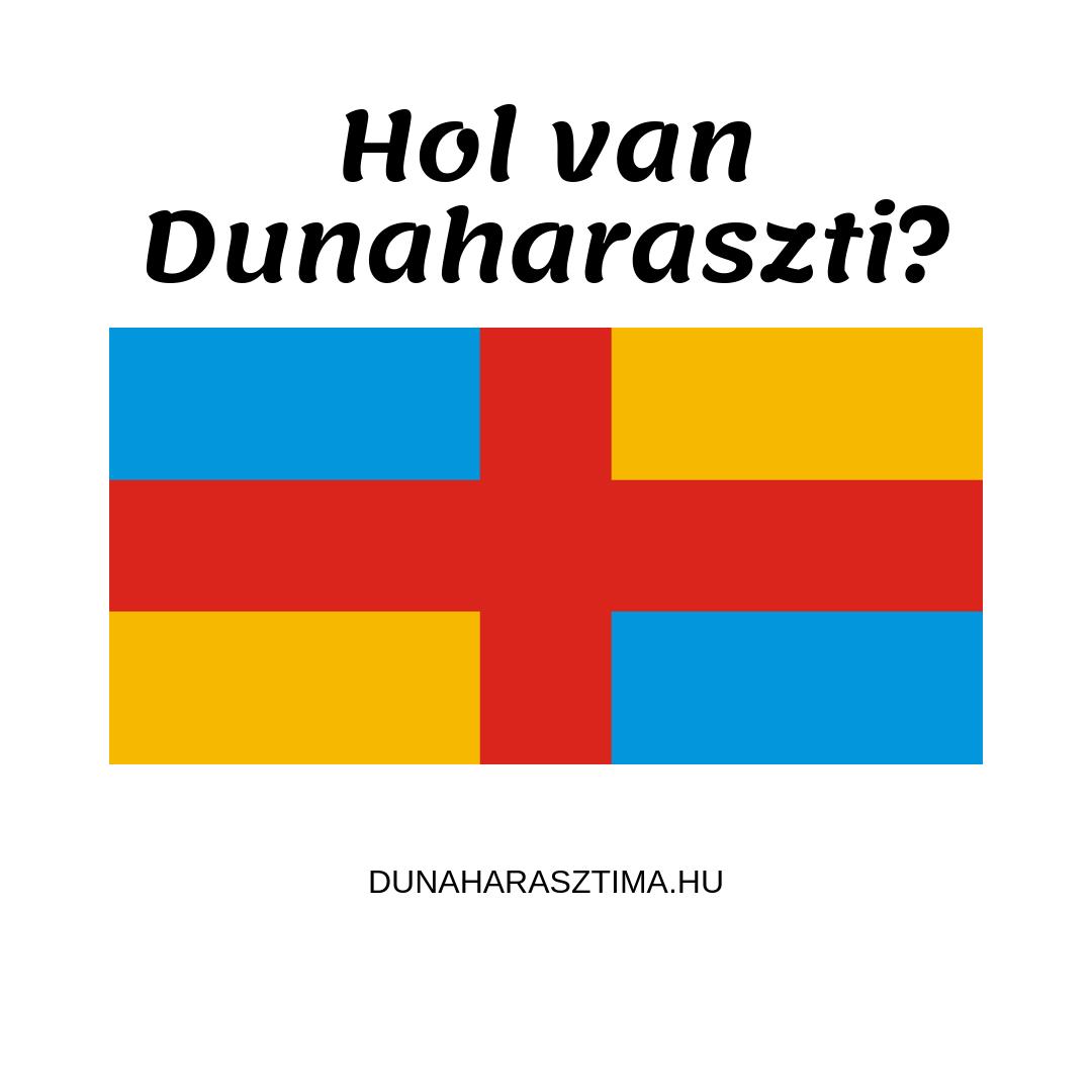 hol van Dunaharaszti?