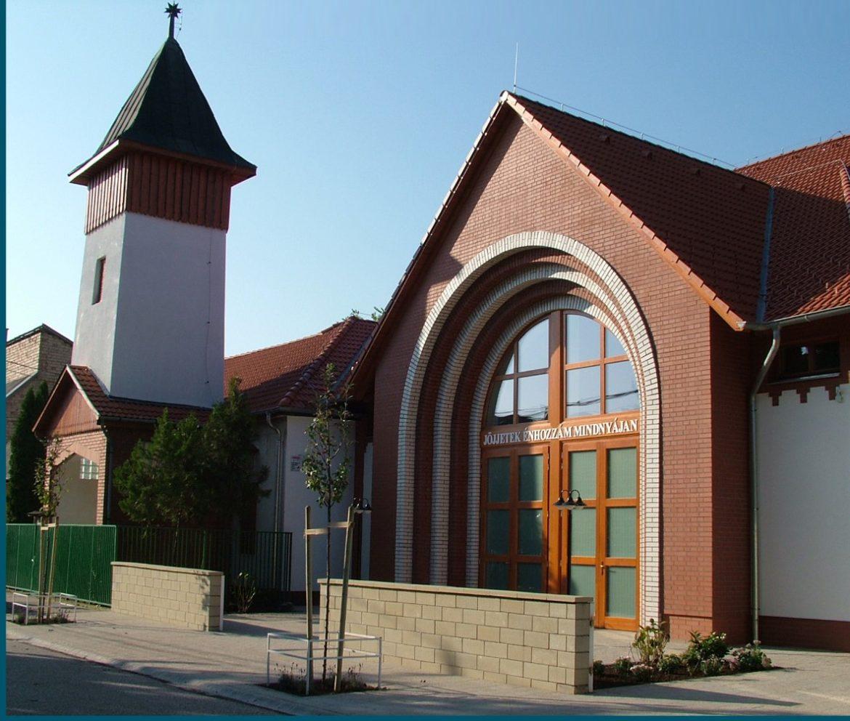 Dunaharaszti református templom